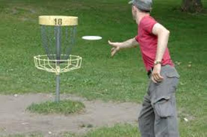 2nd annual frisbee golf tournament